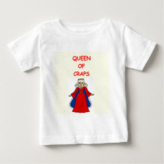 craps joke baby T-Shirt