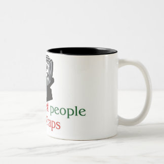 Craps Lover's two tone mug
