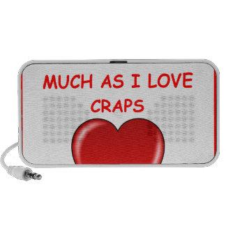 CRAPS MP3 SPEAKER