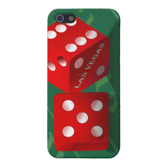 Craps Table With Las Vegas Dice Cover For iPhone SE/5/5s