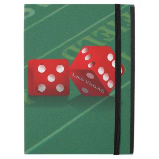 "Craps Table With Las Vegas Dice iPad Pro 12.9"" Case"