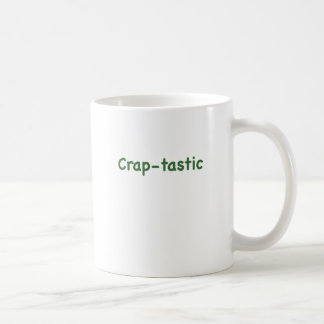 Craptastic Taza Clásica