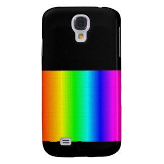Craqulure Rainbow Galaxy S4 Cases