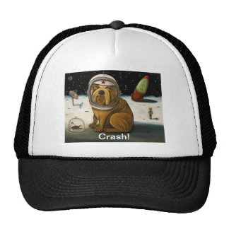 Crash 2  Not Again! Mesh Hats