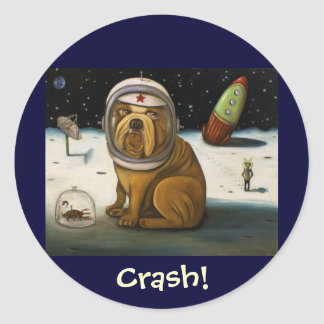 Crash 2  Not Again! Stickers