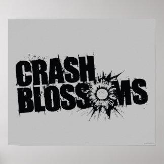 Crash Blossoms Poster