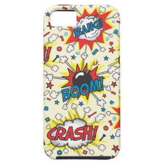 Crash,Boom, Bang iphone4 Cell phone case