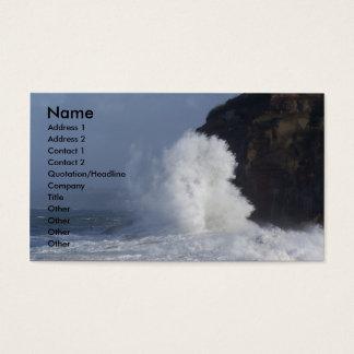 Crash Business Card