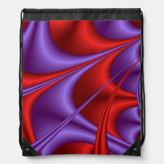 Crash Drawstring Bag