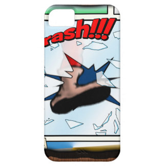 Crash!!! iPhone SE/5/5s Case