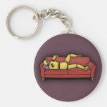 Crash Pad Dummy Keychains