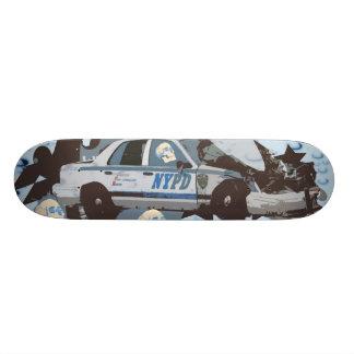 Crash Skateboard Deck