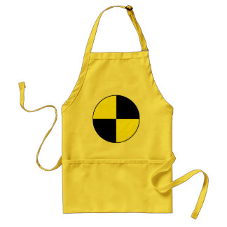 Crash Test Adult Apron