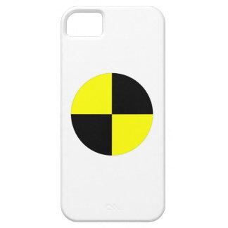 crash test dummies symbol sign car accident iPhone SE/5/5s case