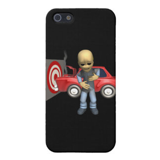 Crash Test Dummy Cover For iPhone SE/5/5s