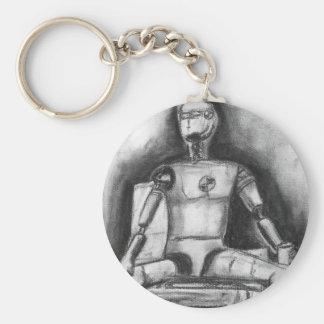 Crash Test Dummy Keychain