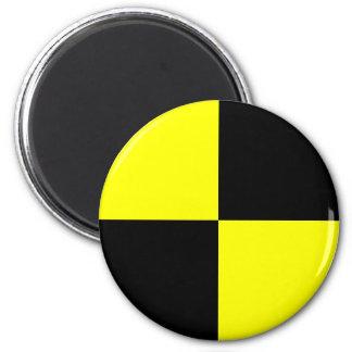 Crash Test Dummy Marker Magnet