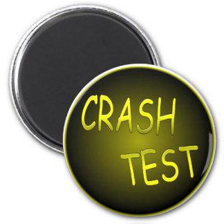 crash test magnet