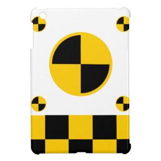 Crash Test Markers Bold Style iPad Mini Cover