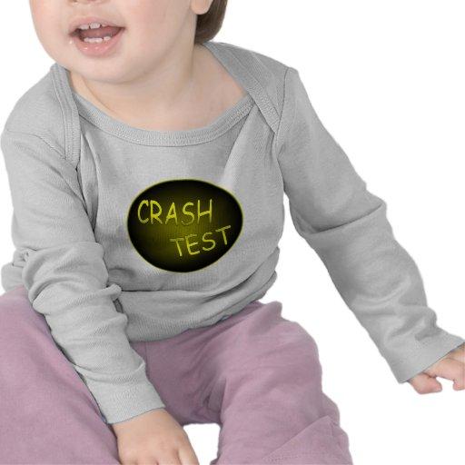 crash test t-shirt