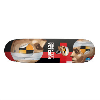 Crash Test Veteran Skateboard Deck
