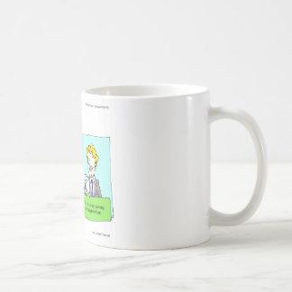 Crash Text Dummy Funny Coffee Mug