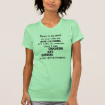 CRASHING AND BURNING Women's T-Shirt