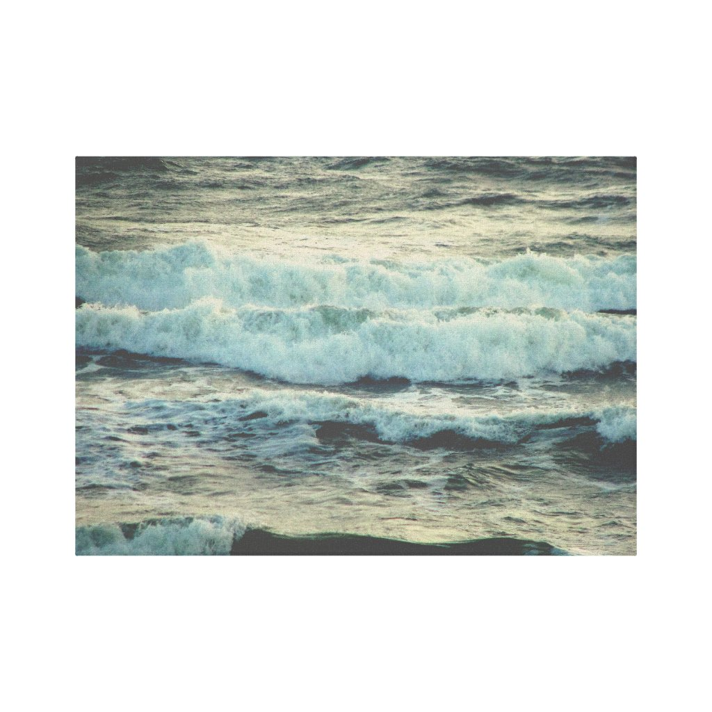 Crashing Ocean Waves