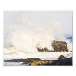 Crashing Wave Photo Art