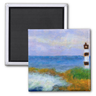 Crashing Waves by Lighthouse, Magnet
