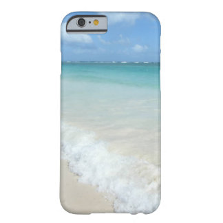 Crashing Waves Dominican Republic Barely There iPhone 6 Case