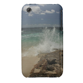 Crashing Waves iPhone 3 Barely There Case iPhone 3 Case-Mate Case