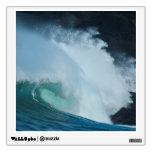 Crashing Waves Rocky Creek SP Oregon Pacific Ocean Room Stickers