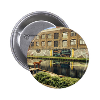 Crate Brewery Canal Side River Lea Pins