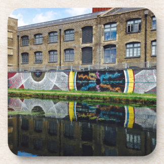 Crate Brewery Canal Side River Lea Coasters