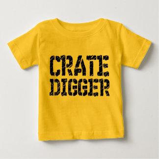 Crate Digger Baby T-Shirt