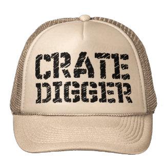 Crate Digger Trucker Hat