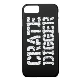 Crate Digger iPhone 7 Case