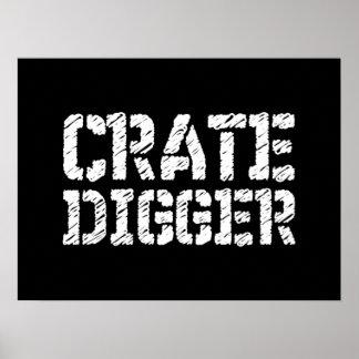 Crate Digger Poster