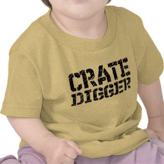 Crate Digger Tee Shirts