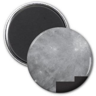 Crater Copernicus on Earth's Moon Fridge Magnet