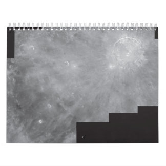 Crater Copernicus on Earth's Moon Wall Calendar