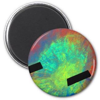 Cráter de Aristarchus en color falso Iman