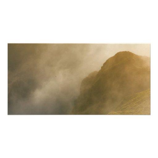 Cráter de Fogo, Azores Plantilla Para Tarjeta De Foto