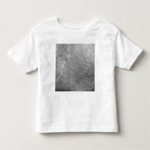 Cráter de Kepler en la superficie de Marte Tee Shirt