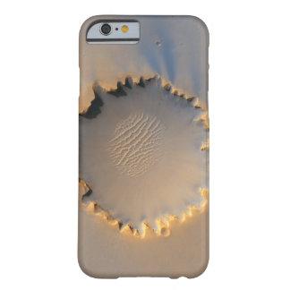 Cráter de Victoria Funda De iPhone 6 Barely There