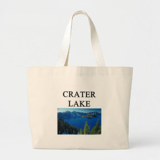 crater lake canvas bags