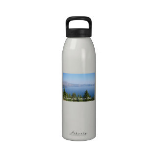 Crater Lake Liberty Bottle Drinking Bottle