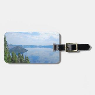 Crater Lake National Park Bag Tag