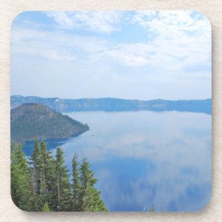 Crater Lake National Park Beverage Coaster